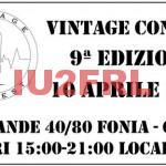 Vintage Contest 2016