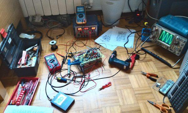 Prime misurazioni con LX346 di Nuova Elettronica