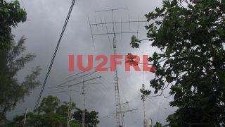 Le antenne di KP4EIT