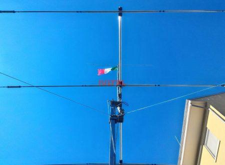 Palo carrellato per antenne direttive fai-da-te