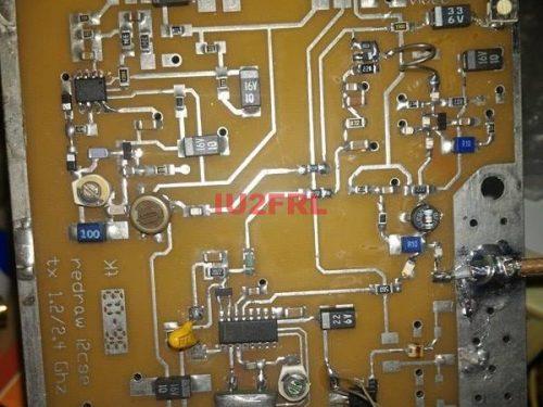 Controller Sintonia ATV via Telnet con Arduino