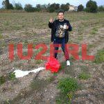 Ritrovamento di un Pallone Sonda nelle campagne di Goito (MN)