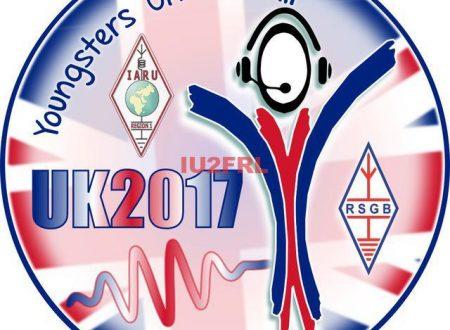 Pronti per lo Yota Camp 2017 a Londra