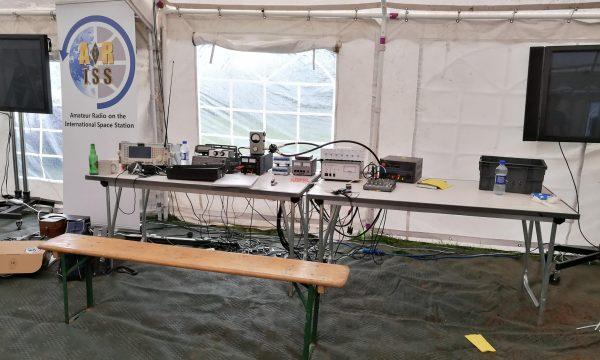 Contatto con la ISS e Paolo Nespoli allo Yota Camp 2017