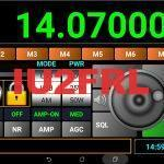 Controllo Remoto IC7300 con Android
