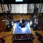 Stampa 3D da remoto tramite OctoPrint