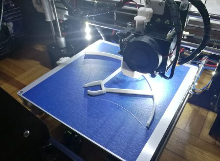 Avventura nella stampa 3D