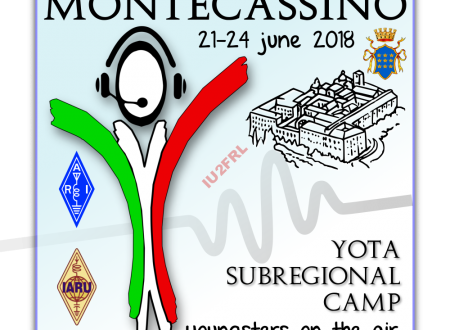 YOTA Subregional camp Italy 2018