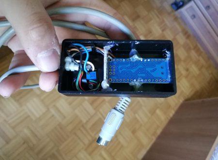 Interfaccia per Rotori Azimutali con Arduino Nano