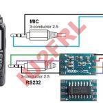 Tracker APRS con Arduino per RTX Portatili – Icom ID-51, Baofeng, ecc..