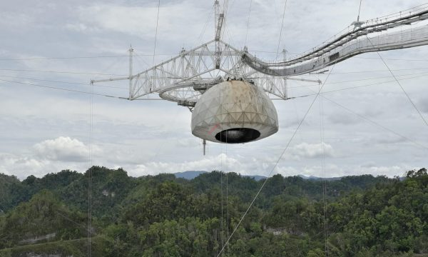 Chiusura del Radiotelescopio di Arecibo