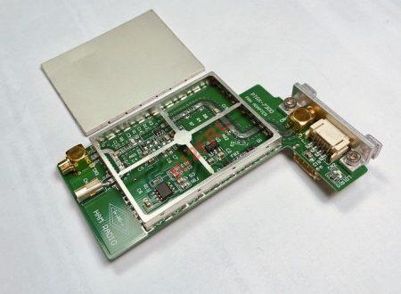 Panadapter board per IC-7300 – PTRX-7300