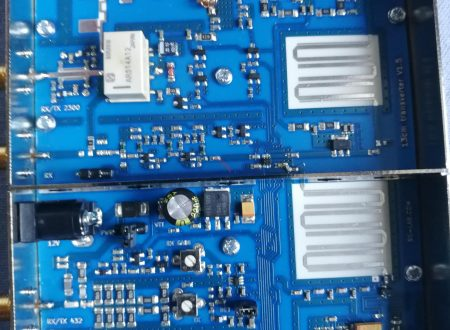 Transverter SG-LABS per i 13cm