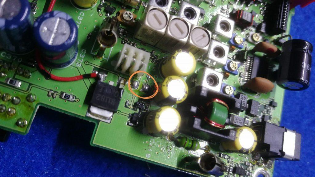 FT-817 senza potenza in uscita