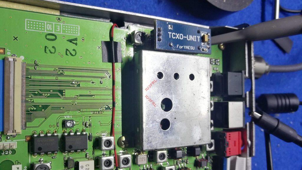 Prove di TCXO cinesi su Yaesu FT-817ND