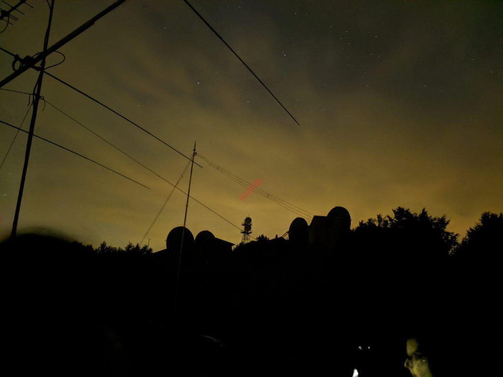 Un weekend di radio-attività montana tra giovani – IARU HF at Monte Giogo