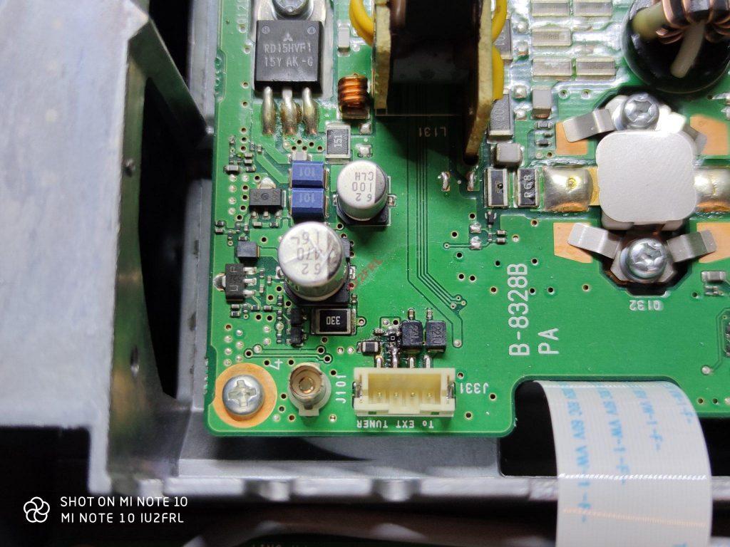Problema accordatore esterno su IC-7300
