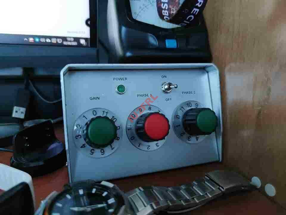 X-Phase QRM Eliminator