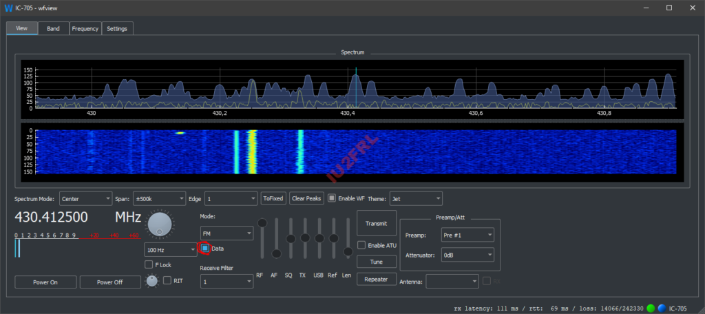 WFVIEW: Remotizzare radio ICOM nel modo più semplice